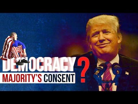 MUST WATCH   Democracy: Majority\'s consent???   English