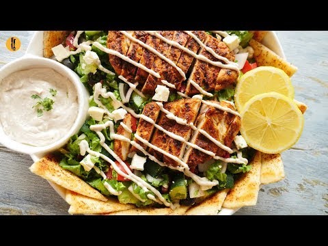 Quick recipes shawarma salad recipe english urdu themuslimtv quick recipes shawarma salad recipe english urdu forumfinder Image collections