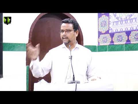 Speech] H I  Ali Murtaza Zaidi | Topic: Qaumi Yakjehti aur Islami