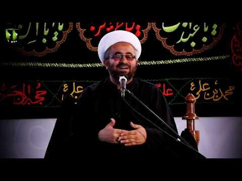 [Clip] Ayaam-e-Fatimiya (sa) Ka Aham Tareen Paigham   H.I Muhammad Ali Ghayyori...