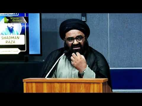 [Youm-e-Hussain as] Speech: H.I Kazim Abbas Naqvi | NED University | 1442/2020