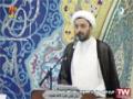حرم حضرت معصومہ : قم | تلاوت و تفسیر قرآن کریم - جزء یازدھم - Farsi & Ara