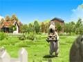 [Animated Cartoon] Bernard Bear - The carnivorous plants - All Language